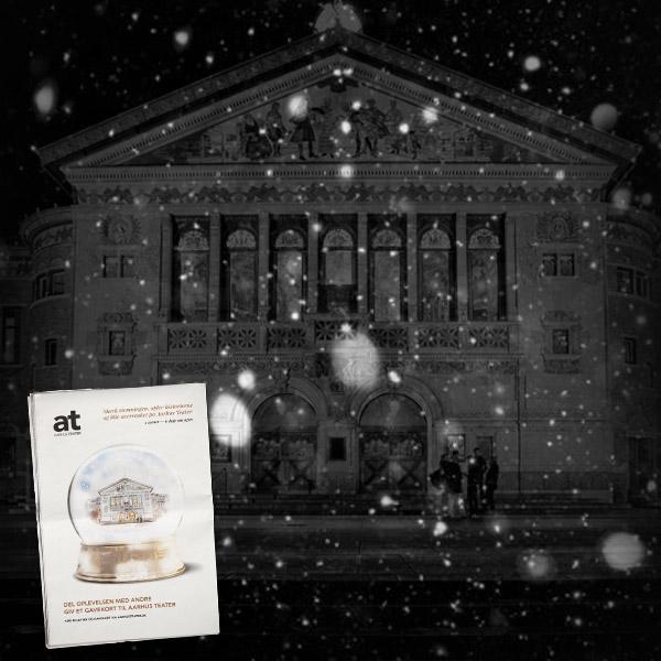 Jul på Aarhus Teater