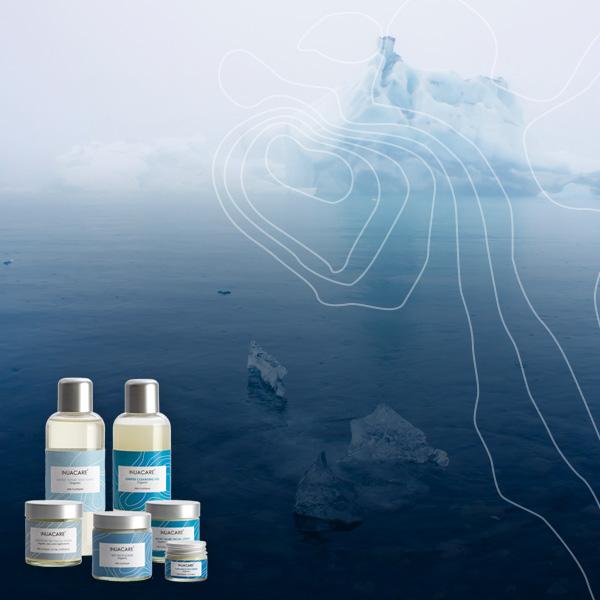 Emballage og visuel profil til grønlandske Inuacare