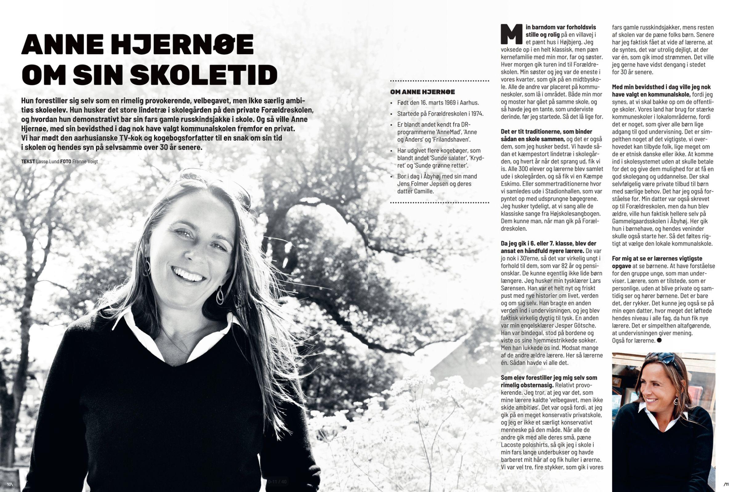 Ny udgave af MANDAT for Århus Lærerforening