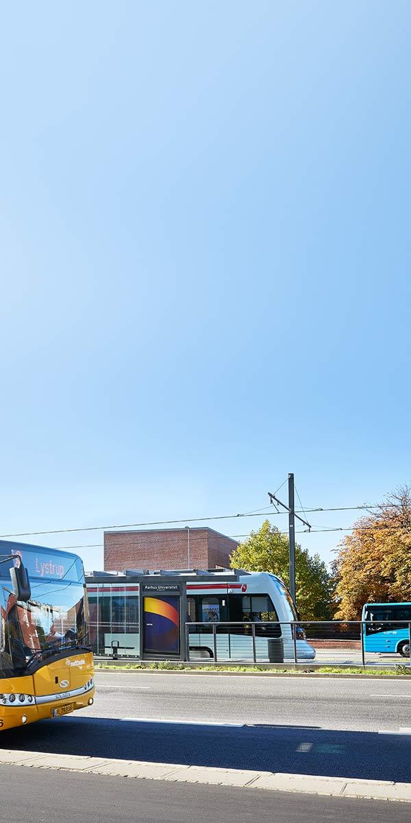 Midttrafik fik nyt design til årsrapport