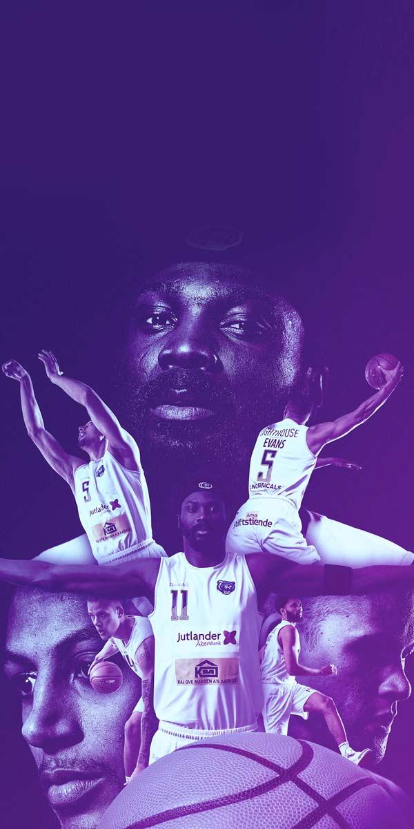 Nyt visuelt udtryk til Danmarks bedste basketball klub