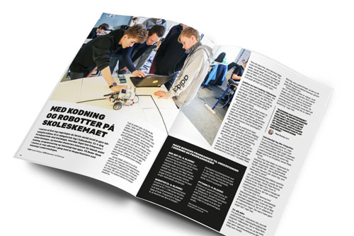 Nyt magasin til Århus Lærerforening