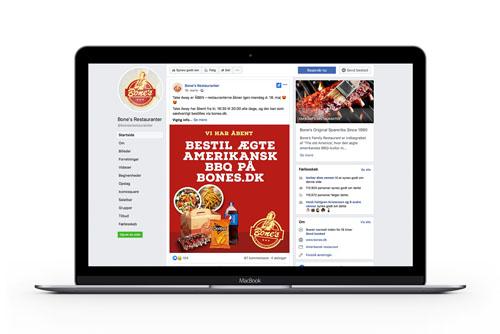 Skab engagement via kampagner på sociale medier