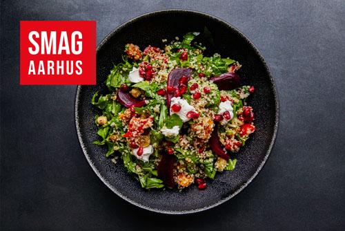 Smag Aarhus på nye og erfarne hænder
