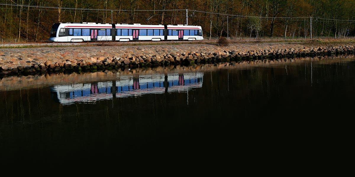 Midttrafiks årsrapport får nyt design