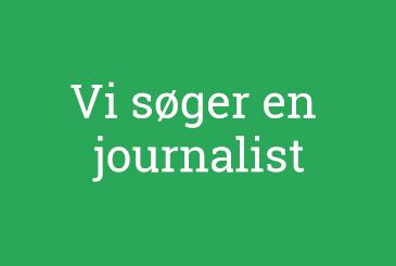 Vi søger en journalist